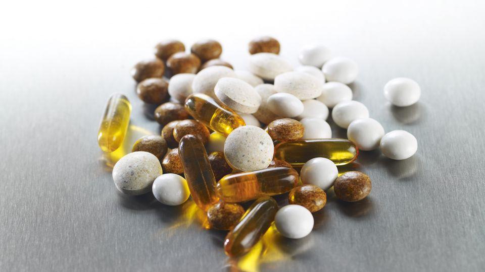 Danskerne propper sig med D-vitaminer - TV 2