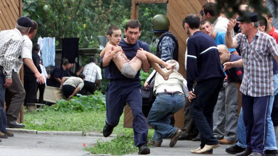 Kriget i tjetjenien