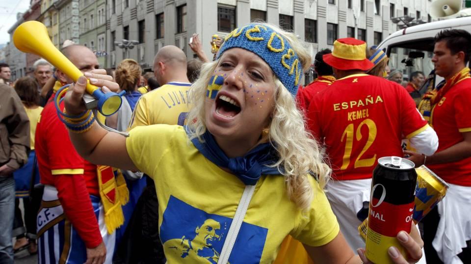 vittigheder om svenskere