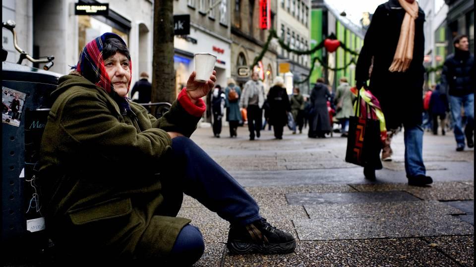 hjælp de hjemløse