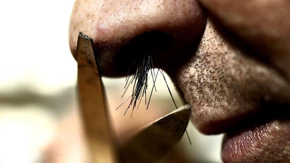 fjerne hår i numsen
