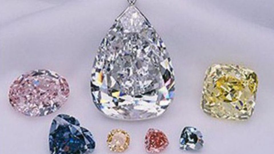 diamanter varer evigt