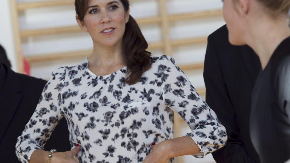 kronprinsesse mary højde