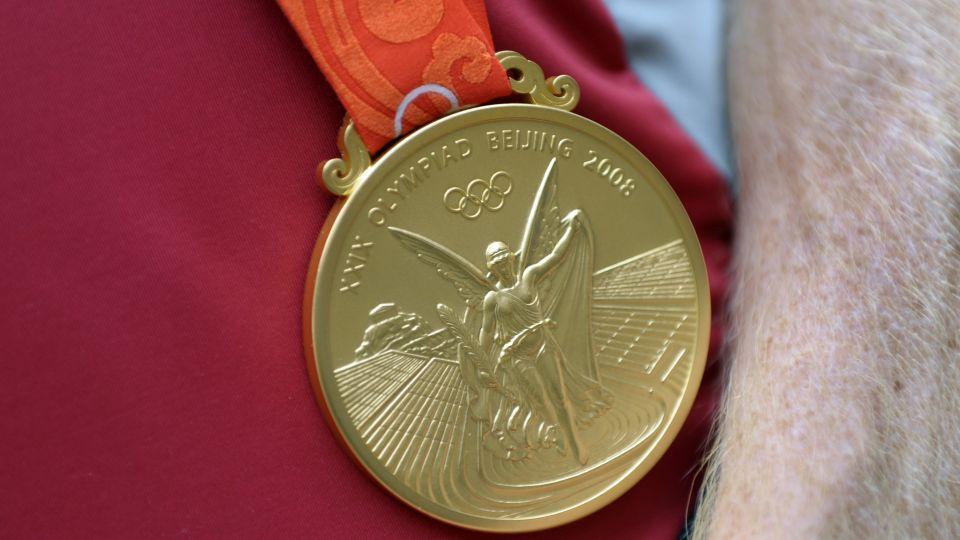 ol guldmedaljer