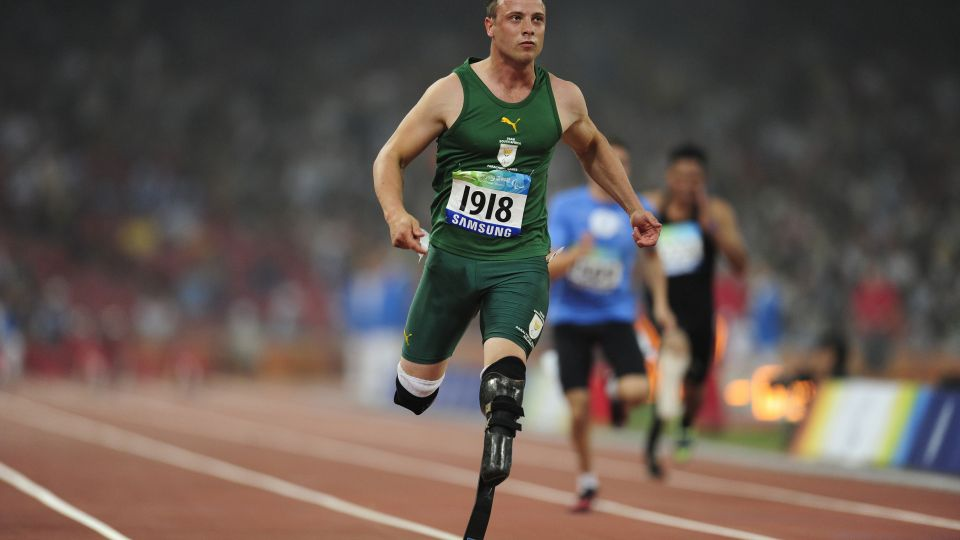 verdens hurtigste mand