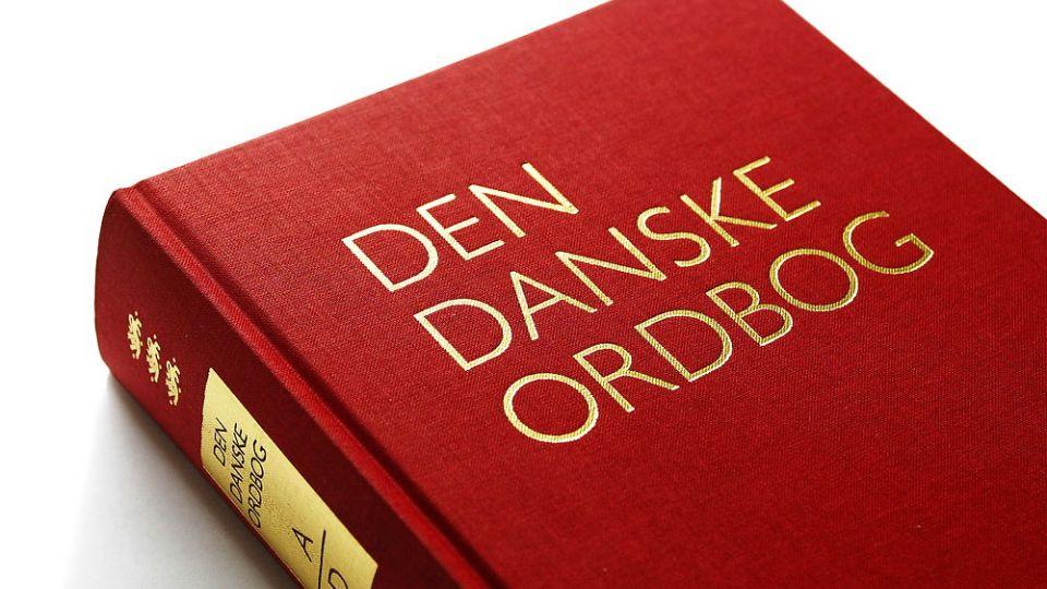 den danske ord