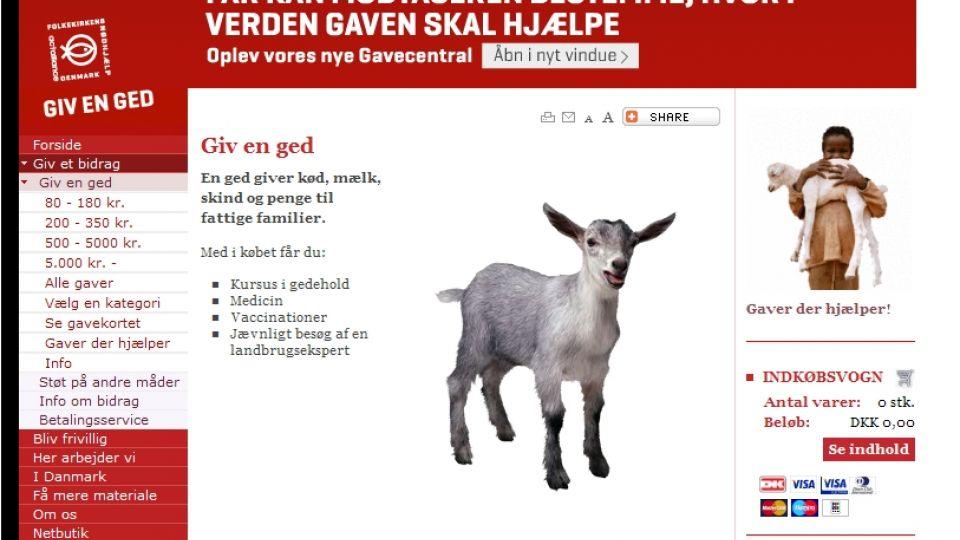 3abd1896086 Dyre kampagner bag 'Giv en ged' - TV 2