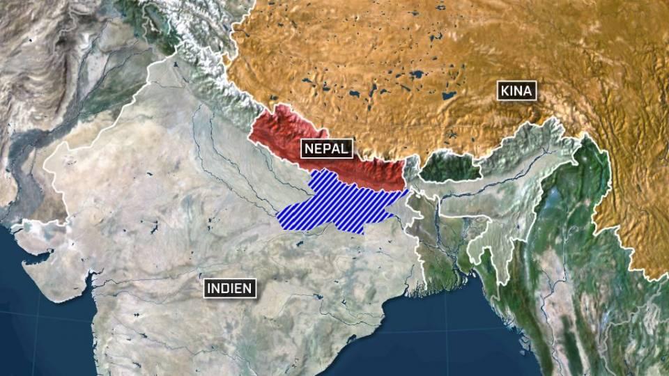 Dansker Faengslet I Nepal Tv 2