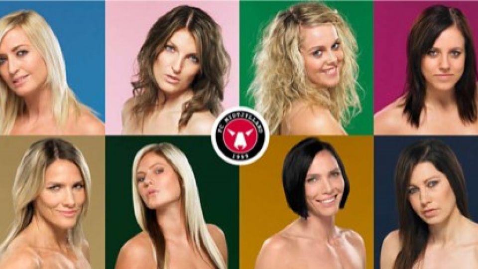 FCM-kvinder uden tøj i kalender - TV 2